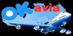 OKayAvia — купить дешевые авиабилеты онлайн, цена Москва, Санкт-Петербург